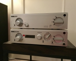 Nagra HD DAC + MPS power supply