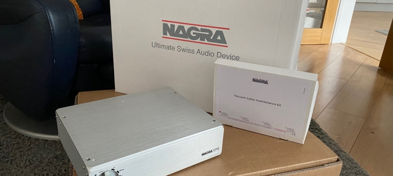 Nagra VPS Phono (SOLD)