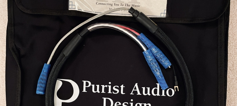 Purist audio design corvus phono din-rca (new)