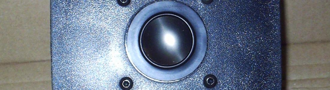 Wilson audio system V tweeters