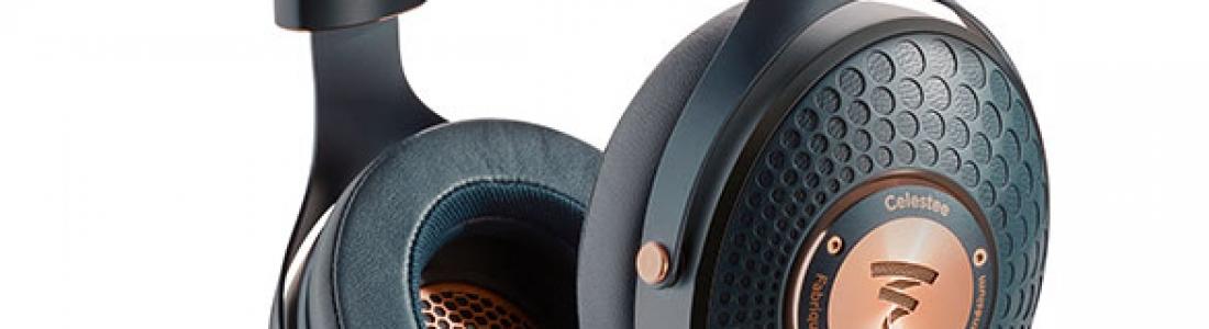 New Focal celestee headphones